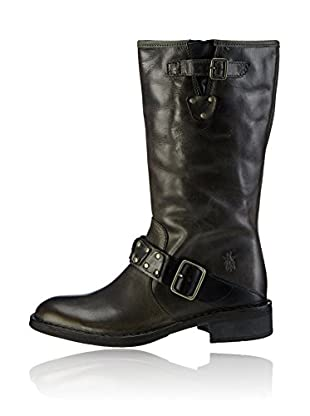 Fly London Biker Boot Fina