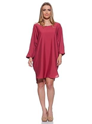 Spantajáparos Vestido Fragata Liso (Rosa)