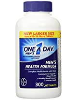 One A Day® Men's Healthy Formula for Under 50 Age, 300 Tablets
