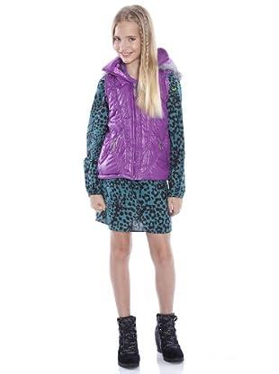 Custo Chaleco Retin (púrpura)