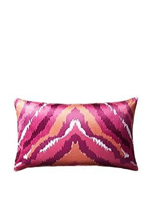 Trina Turk Ikat Decorative Pillow, Purple