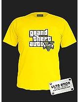Grand Theft Auto V T-Shirt (Red-White-Black-Yellow-Blue)