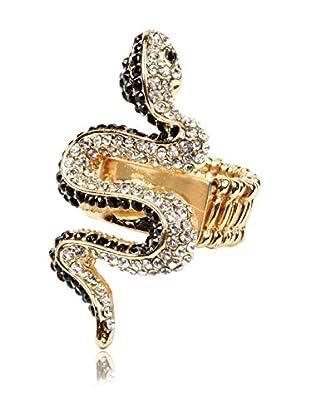 Amrita Singh Anillo Medusa Snake