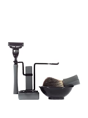 Wilouby Axwell USA RBSB Series Shaving Set (Gray)