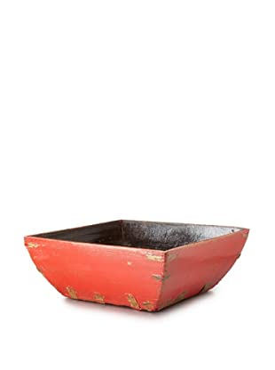 Royola Pacific Square Tray (China Red)