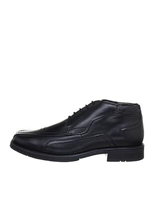 Bugatti Zapatos Piel (Negro)
