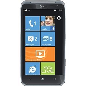 HTC Titan II 16 GB Black