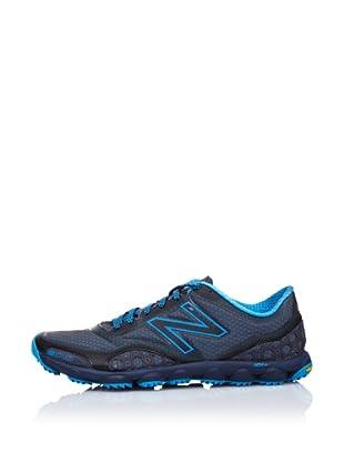 New Balance Zapatillas Running 1010 (Gris / Azul)