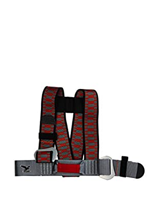 SALEWA Kit de Escalada Bunny Chest Harness Naranja / Azul