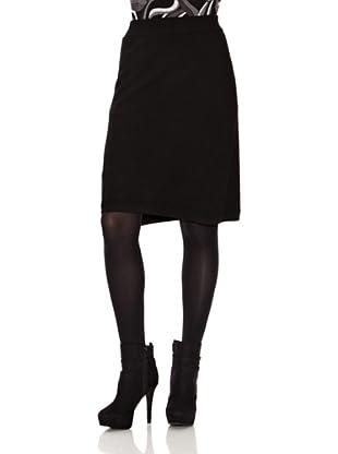 Assuili Falda Clásica (Negro)