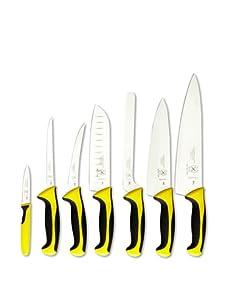 Mercer Primary4 8-Piece Knife Set (Yellow)
