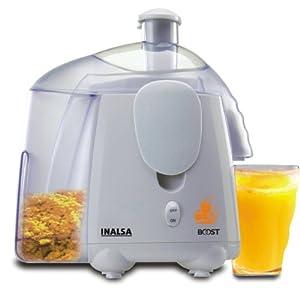 Inalsa Boost 500-Watt Juice Extractor