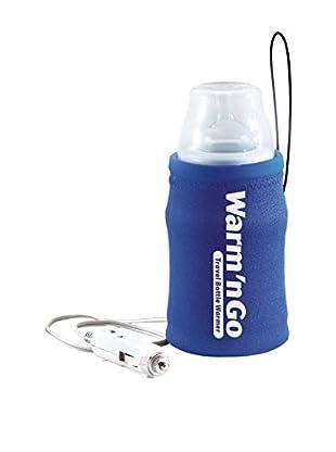 Babyauto Flaschenwärmer für Reisen Modell Warm N Go blau