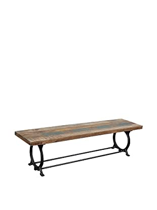 Coast To Coast Dining Room Bench, Light Brown