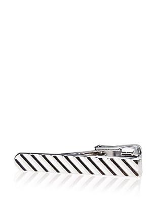 J. Fold Diagonals Tie Clip