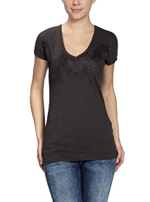Lee Camiseta Printed (Gris oscuro)