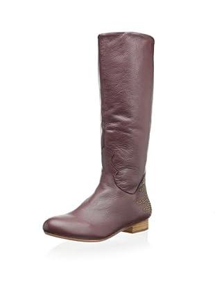 Fiel Women's Lemon Semi Western Boot (Crimson)
