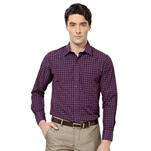 Slim Fit Full Sleeves Shirt