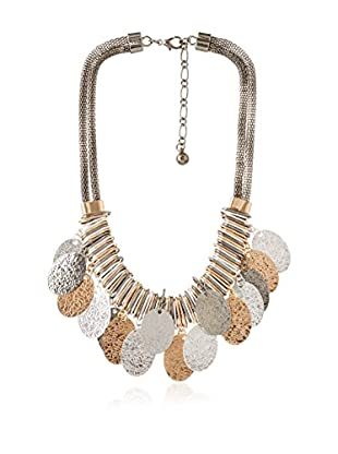 Biplat Collar 2186 Plateado