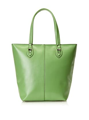 London Fog Women's Sophie Tote (Kelly Combo)