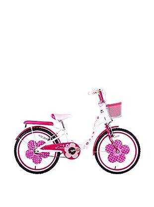 SCHIANO Fahrrad 20 Camilla 35 weiß