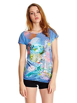 SideCar Camiseta Manga Corta Ayuda