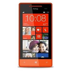 HTC 8S (Fiesta Red)