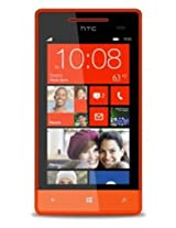 HTC 8S (Fiesta Red)