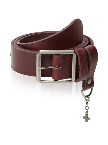 +Beryll Raw Men's Wesson Belt (Red)