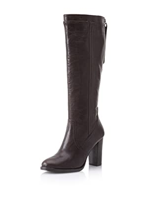Adrienne Vittadini Women's Birdie Boot (Dark Chocolate)