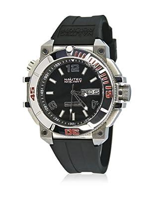 Nautec No Limit Reloj de cuarzo Man UO-B QZ/RBSTSTBK-RD  48 mm