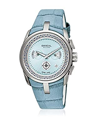 Breil Reloj de cuarzo Woman Lady Aquamarine 41 mm