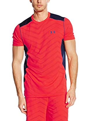 Under Armour T-Shirt Fitness und Tank Raid Exo Jacquard Mesh Tee