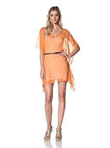 Susana Monaco Women's Hadley Dress (apricot)