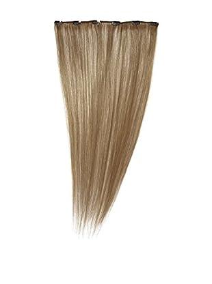 Love Hair Extensions Clip-In Haarverlängerung 100% Echthaar, 12 Golden Brown