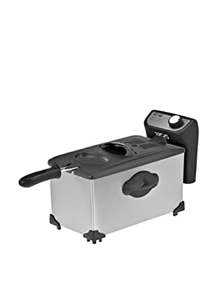 Kalorik Stainless Steel Deep Fryer, 4-Quart