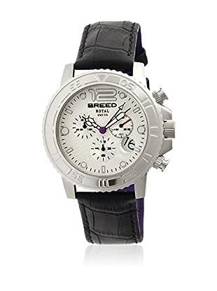 Breed Reloj con movimiento cuarzo suizo Brd6701 Negro 44  mm