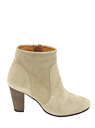 Eye Shoes Botines Ante (Crema)