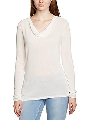 ESPRIT Collection Jersey Fino (Blanco)