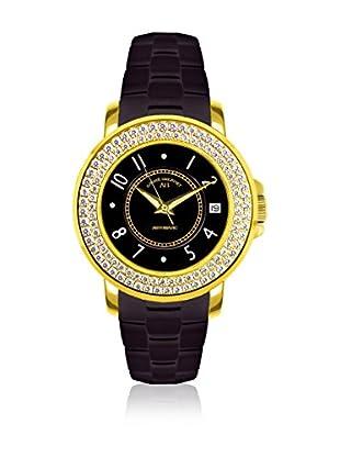 André Belfort Reloj automático Woman Aphrodite No.2 Negro 38 mm
