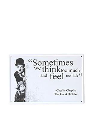 Lo+Demoda Wandbild Vintage Charles Feel