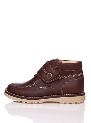 Pablosky Stiefel Etikett (Schokobraun)