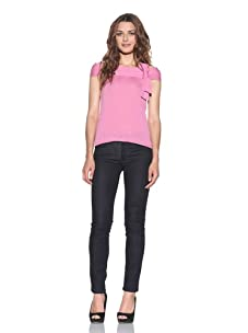 RED Valentino Women's Off-the-Shoulders Top (Pink)