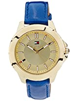 Tommy Hilfiger Analog Gold Dial Women's Watch - TH1781431J
