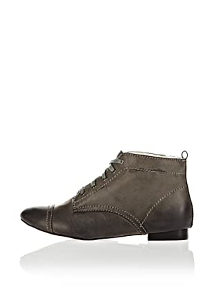 Buffalo London 410-9788 BRUSHED PU 121635 - Botas para mujer (Gris)