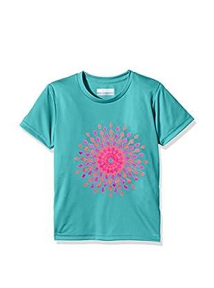 Columbia T-Shirt Sunny Burst Graphic