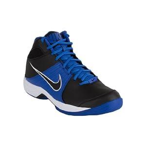 Nike The Overplay Vi Basketball Shoes-Black