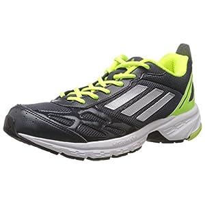 Adidas Men's Zeta M Multi-Colored Mesh Running Shoes - 6 Uk