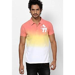 Multi Polo T Shirt