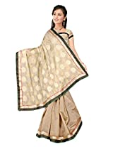 Chirag Sarees Designer Partywear Bridal Marriage Collection 417-BEIGE